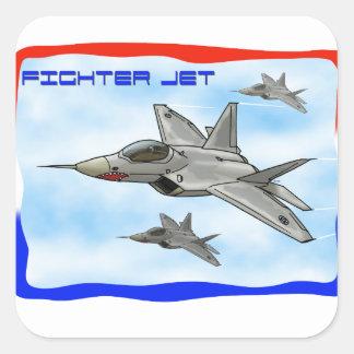 F22 Raptor fighter jet Sticker