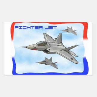 F22 Raptor fighter jet Stickers