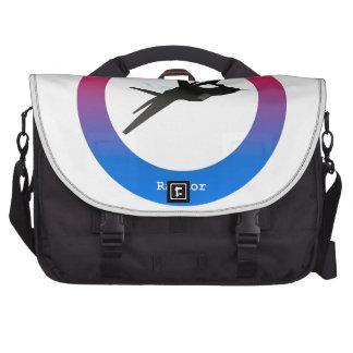 F22 Raptor Laptop Bag