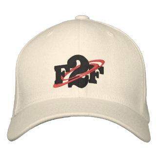 F2F Basic Flexfit Wool Cap Embroidered Hat