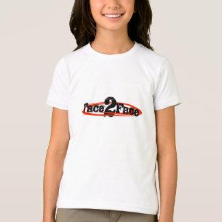 F2F Girls Ringer T-Shirt
