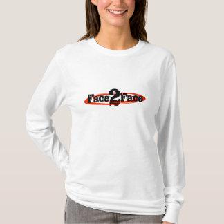 F2F Ladies Long Sleeve T-Shirt