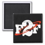 F2FB Square Magnet