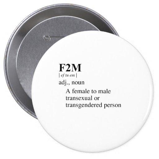 F2M PIN REDONDO 10 CM