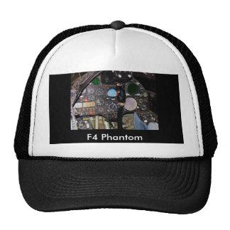 F4 Cockpit, F4 Phantom Trucker Hat
