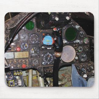 F4 Cockpit Mouse Pad