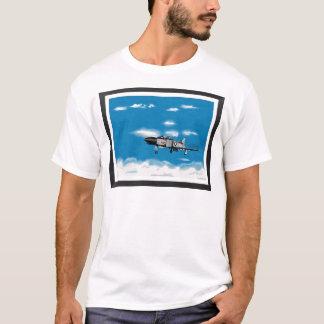 F4 Phantom  Navy Jet Fighter T-Shirt