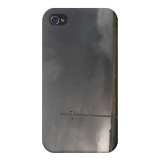 F4 Tornado iPhone 4 Cases