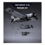 F4 Wildcats Posters