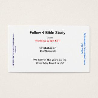 F4BS Evangelist Cards (100 ct)