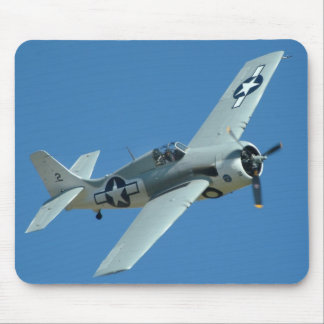 F4f-Wildcat-2 Mouse Pad
