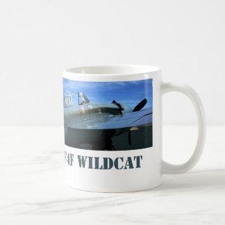F4F Wildcat Mug