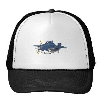 f4f wildcat trucker hat