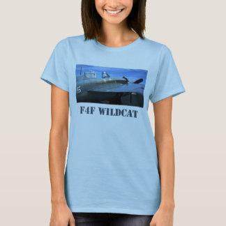 F4F Wildcat Womens T-Shirt