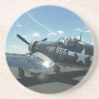 F4U-1 Corsair Coaster coaster