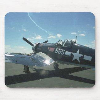 F4U-1 Corsair Mouse Pad mousepad