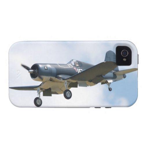 F4U Corsair iPhone 4/4S Tough Case Case For The iPhone 4