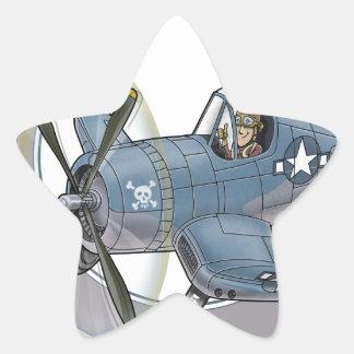 f4u corsair.png star sticker