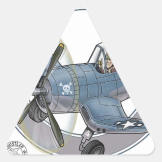 f4u corsair.png triangle sticker