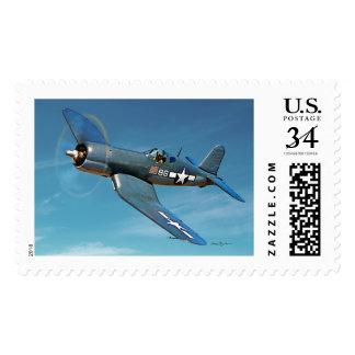 F4U Corsair Postage