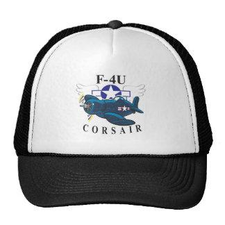 f4u corsair trucker hat