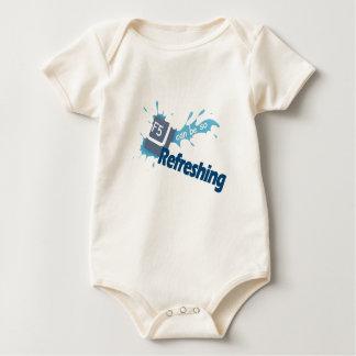 F5 is so refreshing baby bodysuit