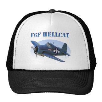 F6F Grumman Hellcat Trucker Hat
