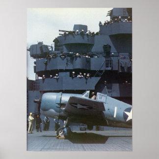 F6F Hellcat Poster