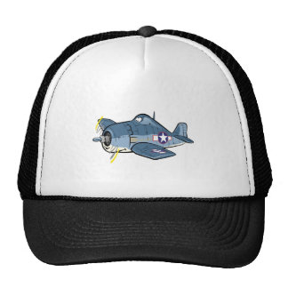 f6f hellcat trucker hat