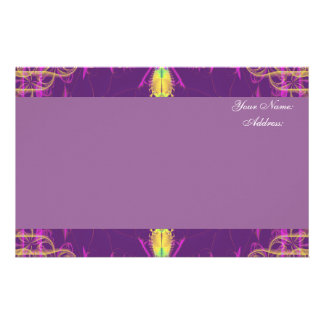 F70 PERSONALIZED STATIONERY