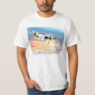 F7F-3 Tigercat Airtanker T-Shirt