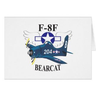 f8f bearcat card