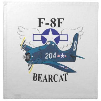 f8f bearcat napkin