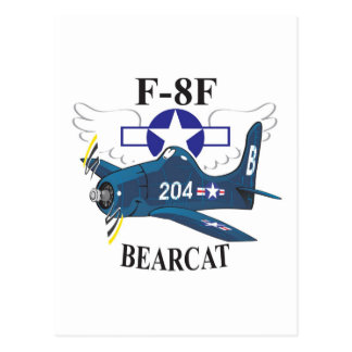 f8f bearcat postcard