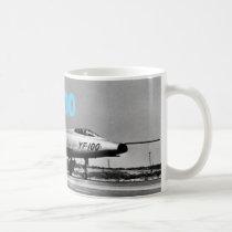 F-100 COFFEE MUG