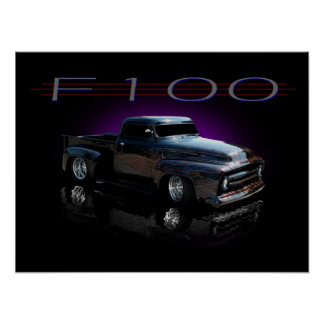 F-100 POSTERS