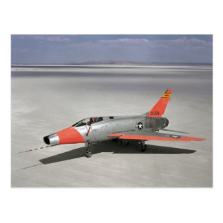 F-100 SABRE estupendo Tarjetas Postales