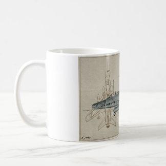 F-100 Super Sabre Coffee Mug