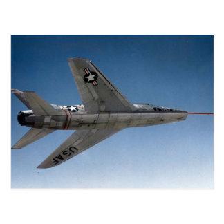 F-100 Super Sabre Postcard