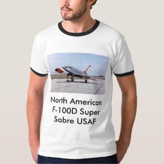 F-100D Super Sabre USAF T-Shirt