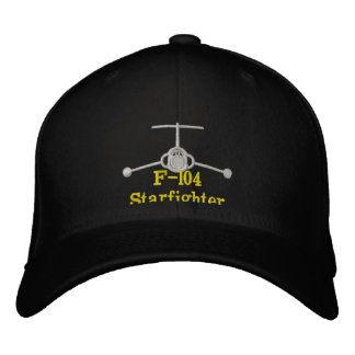 F-104 Golf Hat With Callsign