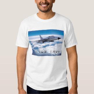 F-105 THUD TEE SHIRT