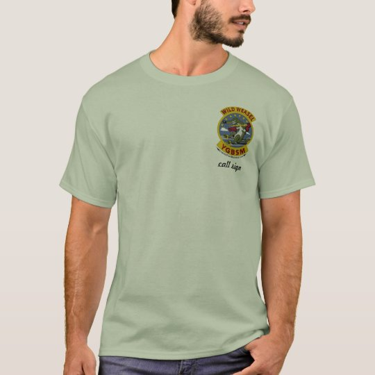 F-105 Weasel Design (light colored) T-Shirt