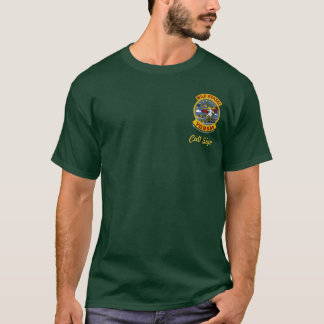 F-105 Wild Weasel (dark shirt) T-Shirt