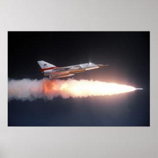 F-106 Delta Dart Poster
