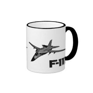 F-111 Aardvark Ringer Coffee Mug