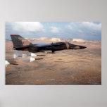 F-111 Aardvark Poster