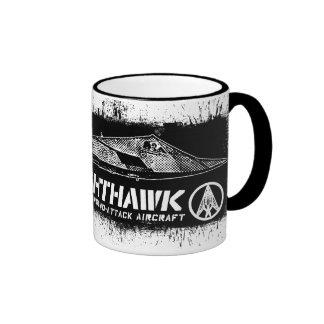 F-117 Nighthawk 11 oz Ringer Mug