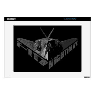 """F-117 Nighthawk 15"""" Laptop For Mac & PC Skin Decal For 15"""" Laptop"""