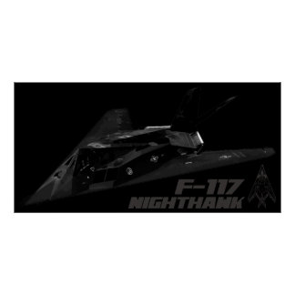 F-117 Nighthawk Posters
